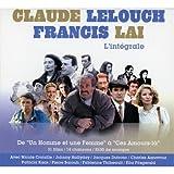 Francis Lai - Claude Lelouch & Francis Lai - L'integrale