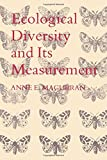 img - for Ecological Diversity and Its Measurement by Magurran, Anne E. (1988) Paperback book / textbook / text book