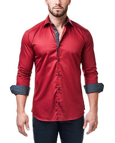 Maceoo Men's Luxor Solid Shirt