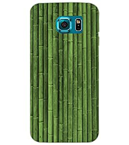 SAMSUNG GALAXY S6 PIPES Back Cover by PRINTSWAG