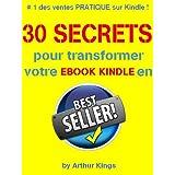 Devenez Best seller n�1 sur KINDLE d'AMAZONpar Arthur Kings