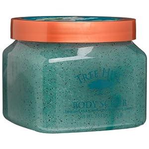Click to buy Body Scrubs: Tree Hut Shea Sugar Body Scrub, Coconut Lime from Amazon!