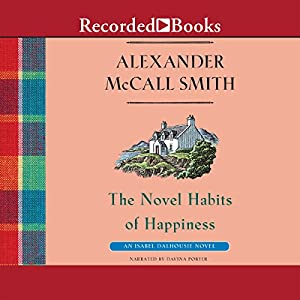 The Novel Habits of Happiness Audiobook