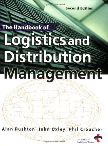 Handbook of Logistics and Distribution Management, 2nd edition