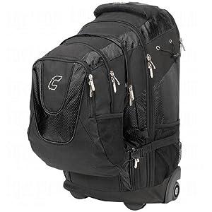 Combat Baseball Softball Wheeled Backpack Bat Bag by Combat Sports