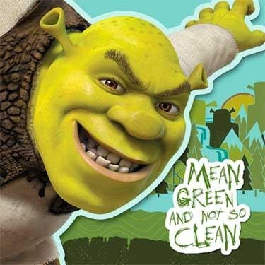 Shrek 'Forever After' Small Napkins (16ct) - 1