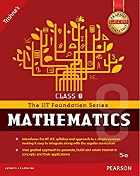 The Foundation Series of Mathematics - Class 8