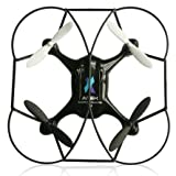 XoomBot Smartphone-Controlled Quadcopter Gyro UFO 4CH 6-Axis Mini WiFi Drone with HD Camera Support iPhone and Android FPV Realtime Transmission RTF (Ready-to-Fly)