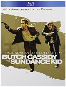 Butch Cassidy & The Sundance Kid [Blu-ray] (Bilingual) [Import]