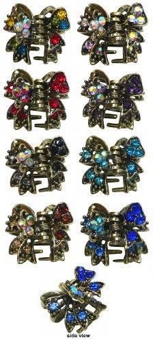 Set of 8 Mini Jaw Clip LPW864175-4-8