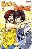 echange, troc Kazune Kawahara - Koko debut, Tome 3 :