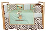 51L4JVCqF7L. SL160  Owl Crib Bedding
