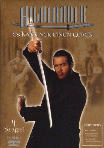 Highlander - Staffel 4 (8 DVDs)