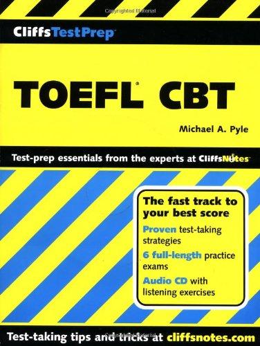 Cliffstestprep Toefl Cbt