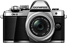 Comprar Olympus E-M10 Mark II Digital - Cámara de fotos con Kit de lentes M.Zuiko 14- 42 mm 1: 3.55.6 R II, Plata