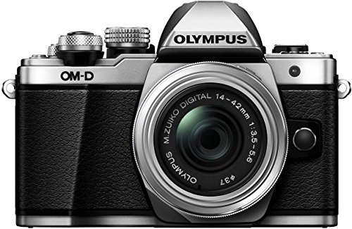 olympus-e-m10-mark-ii-digital-camara-de-fotos-con-kit-de-lentes-mzuiko-14-42-mm-1-3556-r-ii-plata