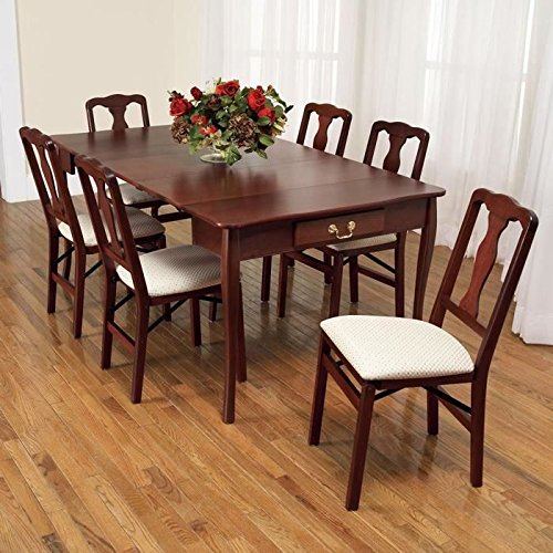 Stakmore 3-in-1 Convertible Table (Cherry Dining Room Table compare prices)