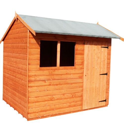 Woodlands Hipex Shed : Size - 12 X 8