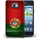 KOBALT%C2%AE KOBALT Protective Hard Back Case / Cover For Samsung Galaxy S2/SII | Portugal/Portuguese Design |...