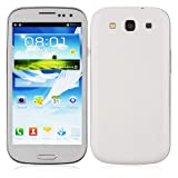 Smartphone S3 N9300 plus 4.7 pollici mtk6577 android 4.1.1 Jelly Bean umts dual SIM gps wifi DISPONIBILE NEI COLORI BIANCO E BLU