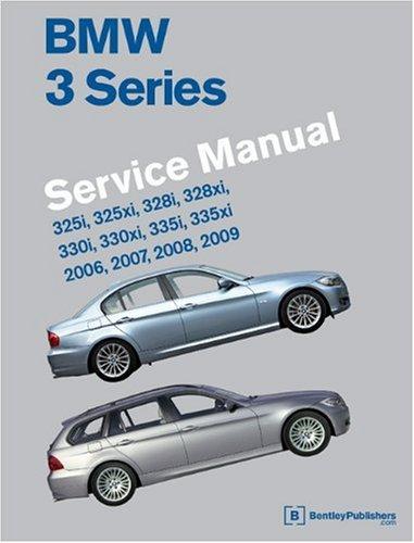 2008 bmw 328i service schedule
