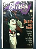 BATMAN #429 The Joker: A Death in the Family Jan 89 Near-Mint Plus (7 1/2 out of 10) Very Lightly Used by Mickeys Pubs