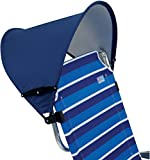 Rio Brand My Canopy Beach Chair Accessory One Size Blue