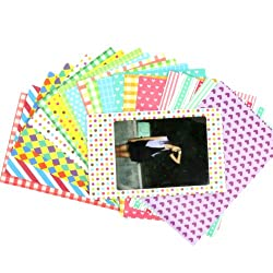 FUJIFILM instant camera Cheki film for picture decoration frame 20 sheets put 01