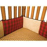 Amazon Com Trend Lab 4 Piece Crib Bedding Set Cowboy