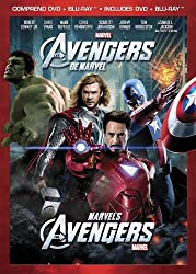 Marvel's The Avengers (Bilingue DVD Combo Pack) [Blu-ray + DVD]