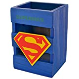Drake Supear Hero Penstand Superman (Blue With Red Mark)