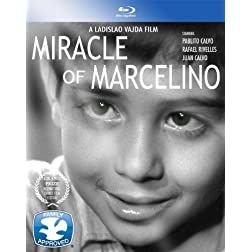 Miracle of Marcelino (BLU-RAY): Restored 1955 Version