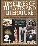 img - for Timelines of the Arts and Literature book / textbook / text book