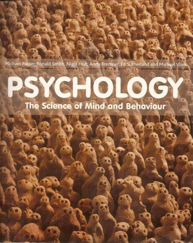 Psychology the Science of Mind & Behavio