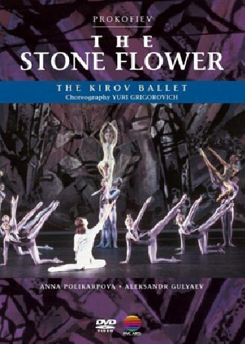 The Stone Flower [DVD] [2011]