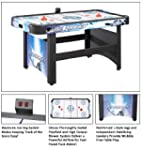 Face-Off 5 Foot Air Hockey Game Table...