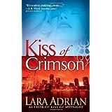 Kiss of Crimson (Midnight Breed)by Lara Adrian