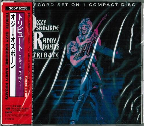 Ozzy Osbourne - Randy Rhoads Tribute (Epc 450475 2, Uk) - Zortam Music