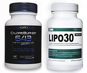 Lipo30 And Calorie Burner 643 - Diet Pills - from Lipo30