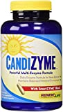 Renew Life Multi-Enzyme Capsules, Candizyme, 90 Count