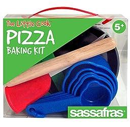 Sassafras The Little Cook: Pizza Kit Baking Kit