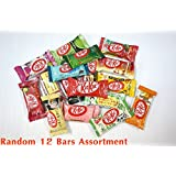 Nestle Kit Kat Mini Chocolate 12 Bars Random Assort Set