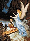 Guardian angel (no 3) cross stitch kit