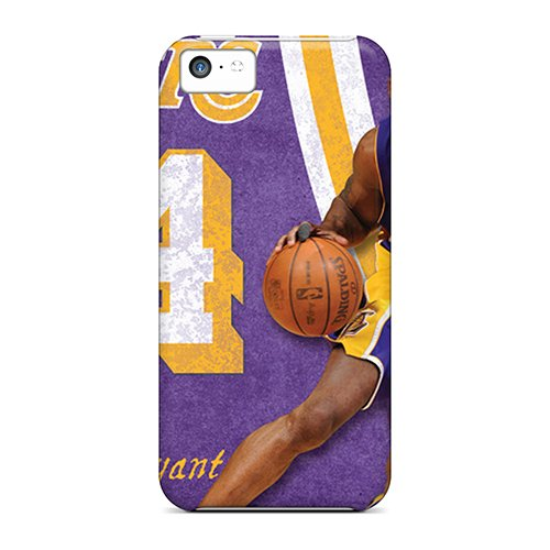 Hot Tpye Los Angeles Lakers Case Cover For Iphone 5C