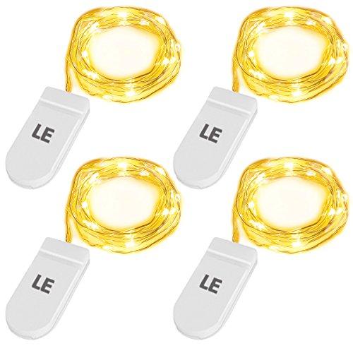 le-guirnalda-led-1m-4-blanco-calido-pilas-incluidas-pack-de-4-cadenas-de-luces