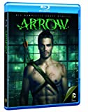 Image de DVD * Arrow - Die komplette 1. Staffel (Box Set / 4 Discs) [Blu-ray] [Import allemand]