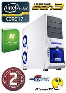 ANKERMANN PC GTX HUSKY i7 3770K (4x3, 50GHz) | EVGA GeForce GTX 580 Superclocked 1.5GB | 8GB DDR3 1600MHz RAM | 2.0 TB HDD SATA3 | MSI Z77A-G43, Z77 USB 3.0 | USB 3 | 24xDVD Writer | PSU Cooler Master 600W 3years warranty | Case Husky 0300NG EDITION | Scythe Katana 3 | Windows 7 Home Premium 64Bit