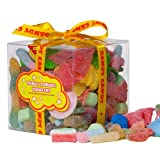Dandy Candy Sour and Fizzy Sweets Gift Cube