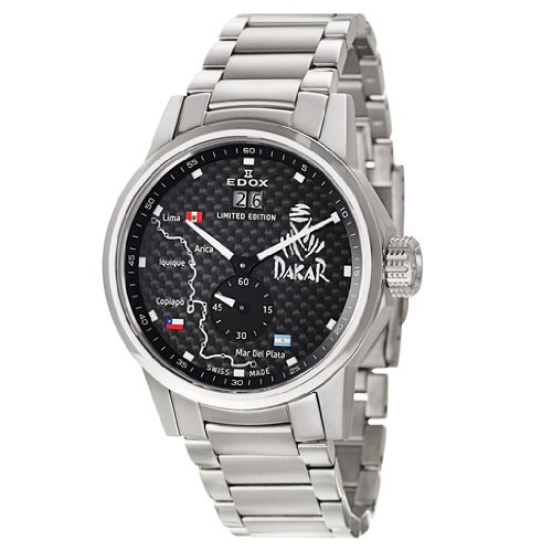Edox Dakar Men'S Quartz Watch 64009-3-Nin2