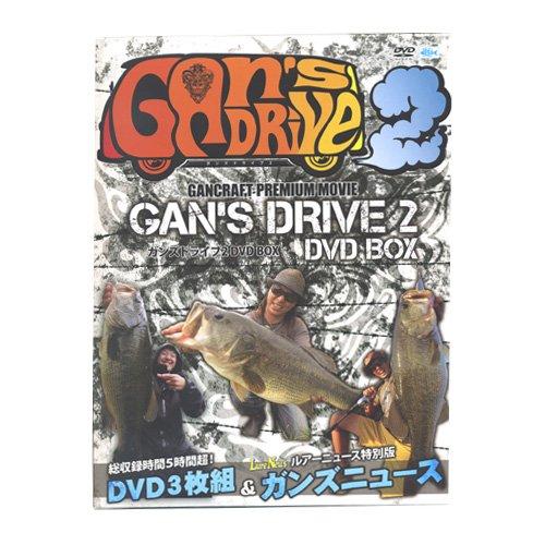 名光通信社 【DVD】名光通信社 GANs DRIVE/ガンズドライブ 2 3枚組